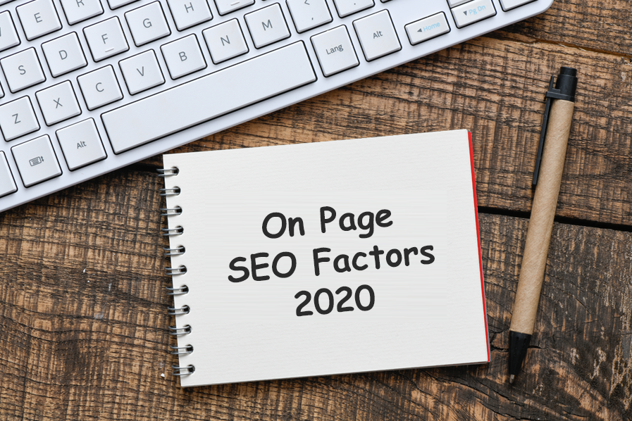 The Ultimate Guide to On-Page SEO Factors In 2020