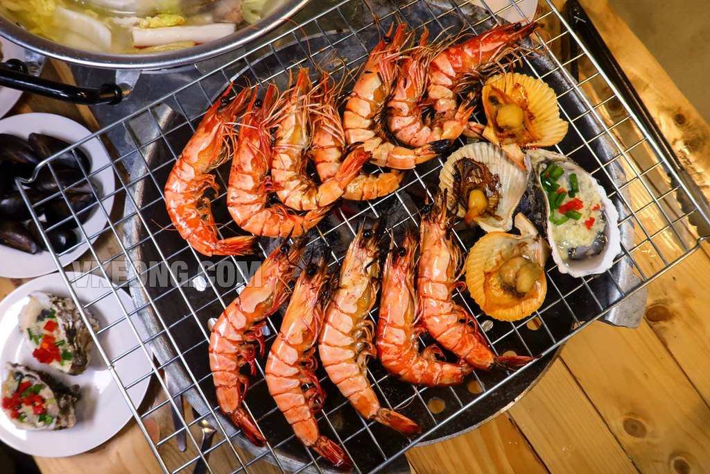 Photo of Aoyama, A Stylish Seafood BBQ Dining Experience!