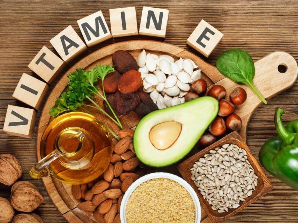 Photo of Vitamin E Helps In Reducing Belly Fat