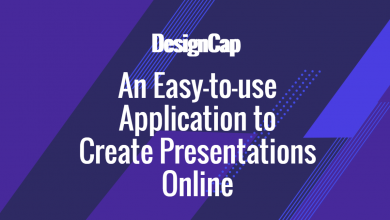 Photo of DesignCap – An Easy-To-Use Application To Create Presentations Online